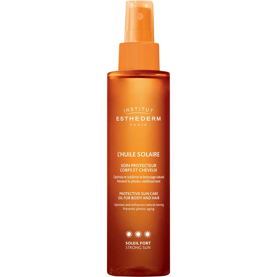 Esthederm Sun Care Oil Strong Sun 150ml