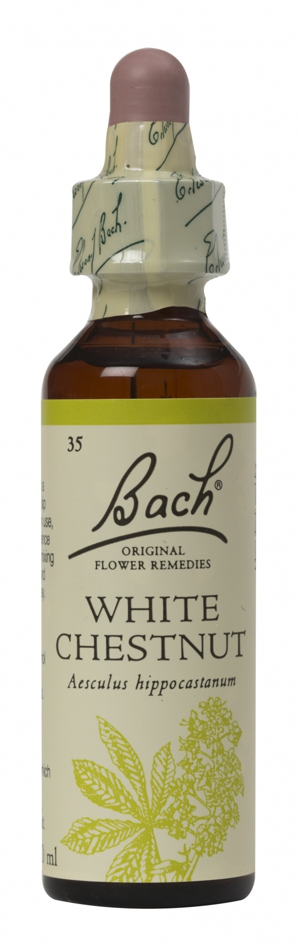Bach Flower Remedy White Chestnut 20ml