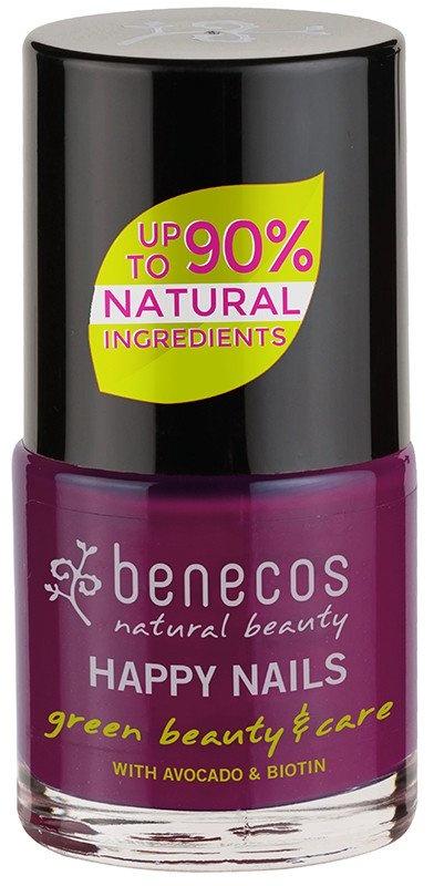 Benecos Natural Nail Polish Color Desire - 5ml