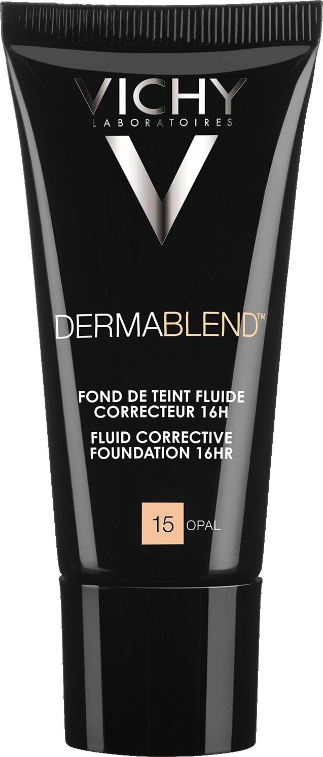 Vichy Dermablend Corrective Fluid Foundation 15 Opal 30ml