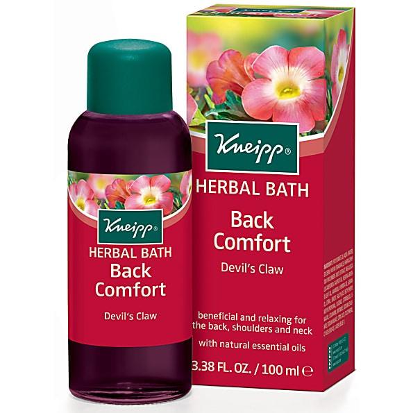 Kneipp Devils Claw (Back comfort) Herbal Bath 100ml