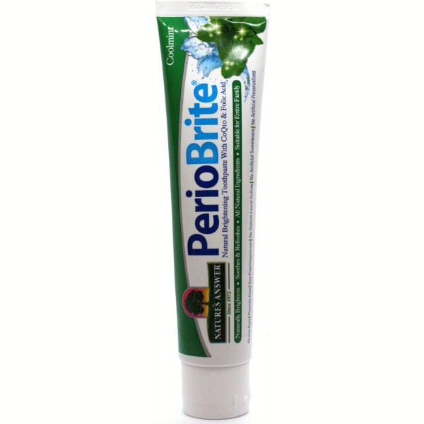 Nature's Answer PerioBrite Toothpaste 113g