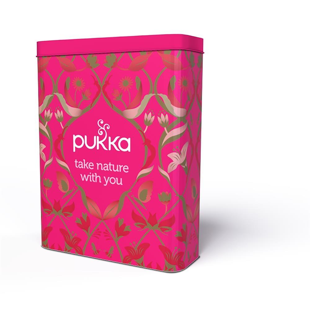 Pukka Love Travel Sachet Tin