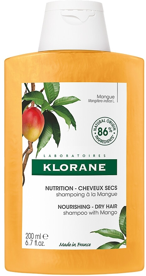 Klorane Mango Shampoo 200ml