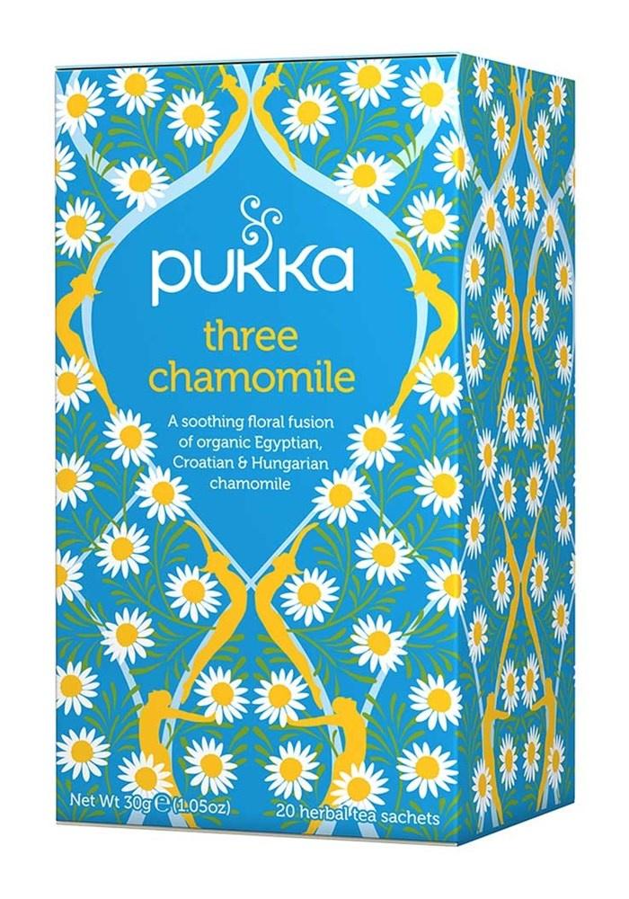 Pukka Three Chamomile Tea x 20 bags