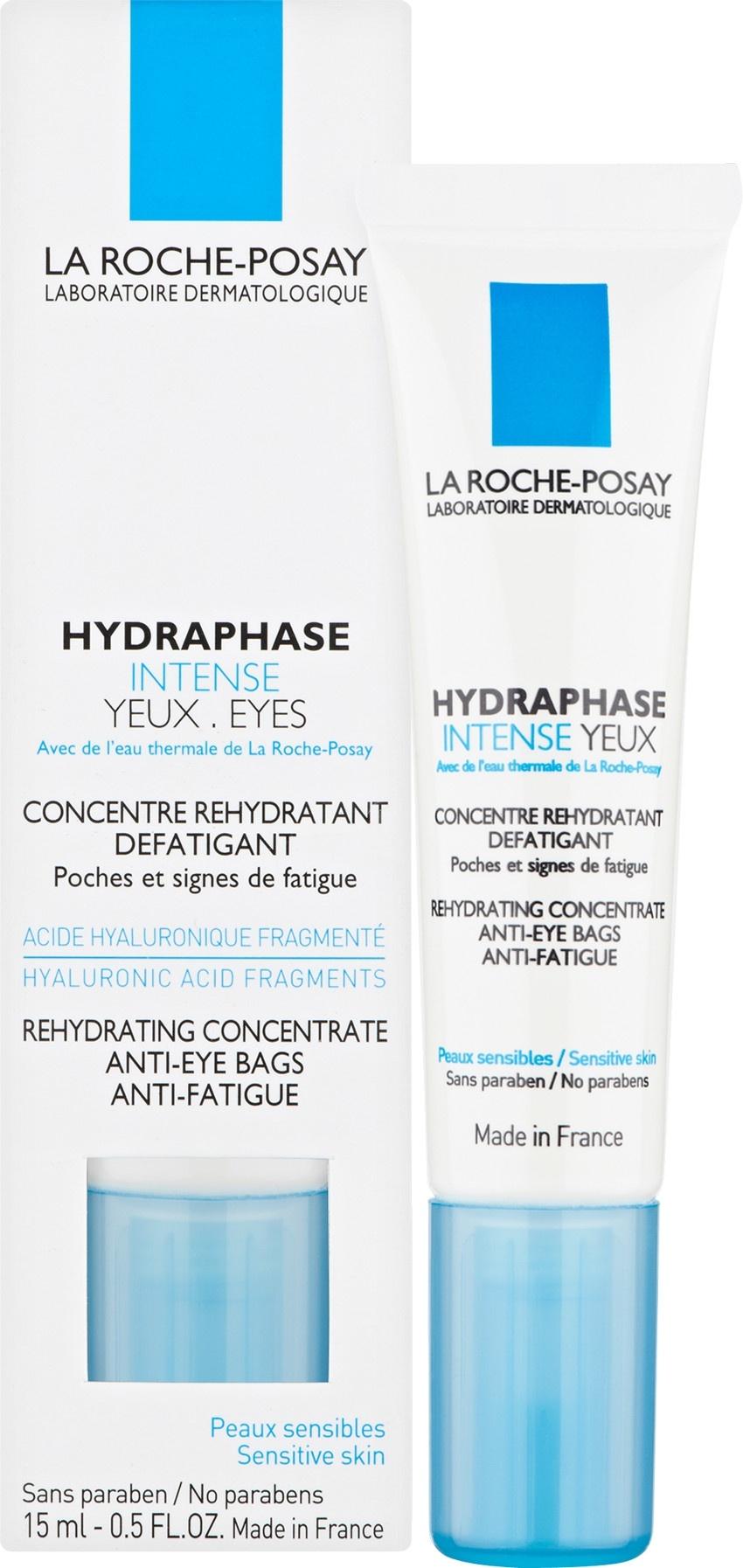 La Roche-Posay Hydraphase Intense Eyes - Targeted Rehydration 15ml