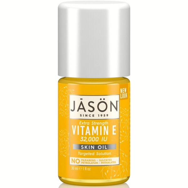 Jason Vitamin E 32,000 IU Extra Strength Oil - Scar & Stretch Mark Treatment 30ml