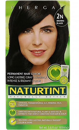 Naturtint Brown Black 2N Permanent