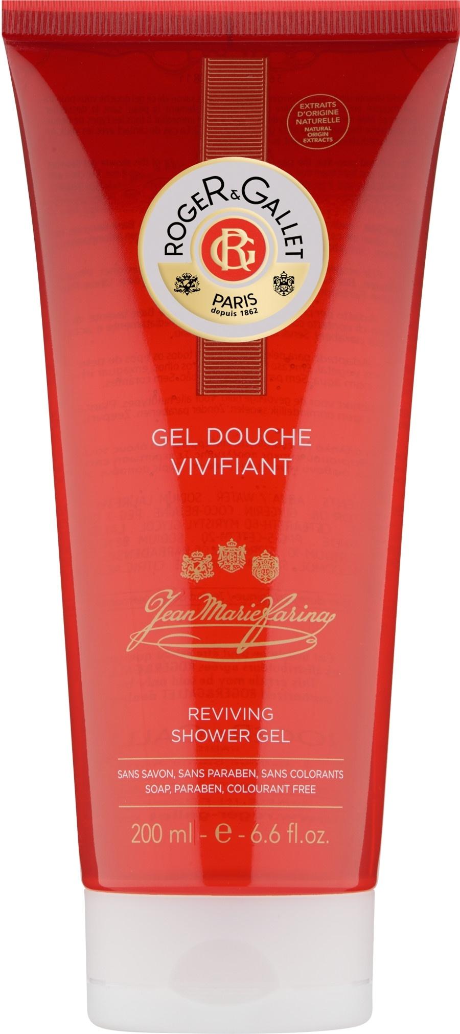 Roger & Gallet Jean-Marie Farina Shower Gel 200ml