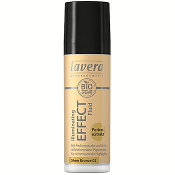 Lavera Trend Illuminating Effect Fluid - Sheer Bronze - 30ml