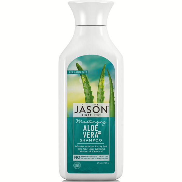 Jason 84% Pure Aloe Vera Shampoo Organic 473ml