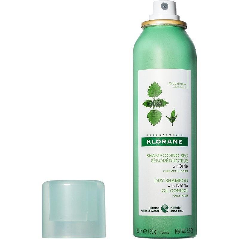 Klorane Dry Seboregulating Shampoo with Nettle 150ml