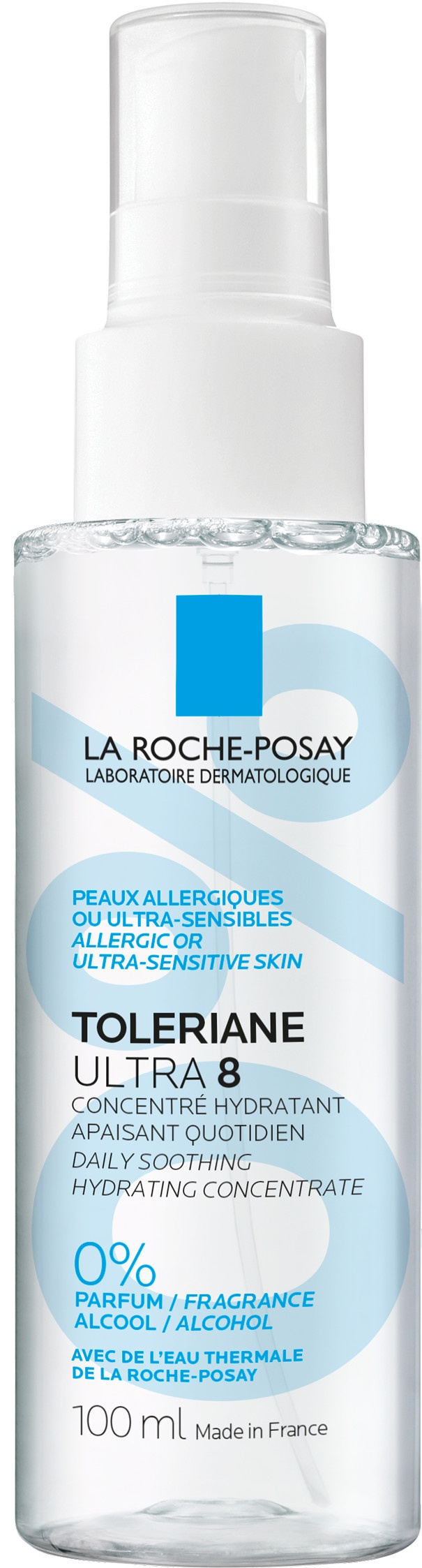 La Roche-Posay Toleriane Ultra 8 Daily Soothing Hydrating Concentrate 100ml