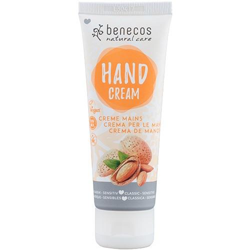Benecos Natural Hand Cream for Sensitive Hands 75ml