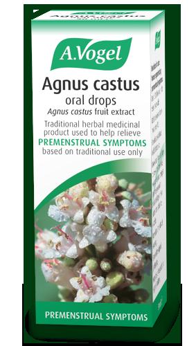 A. Vogel Agnus Castus Tincture 50ml