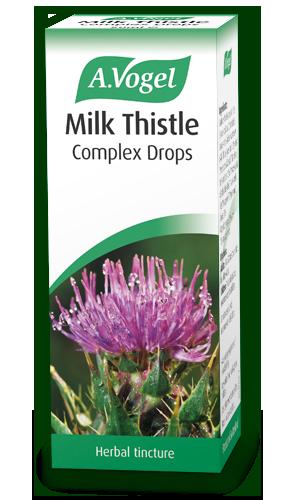 A. Vogel Milk Thistle Complex 50ml