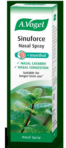 A. Vogel Sinuforce Nasal Spray 20ml