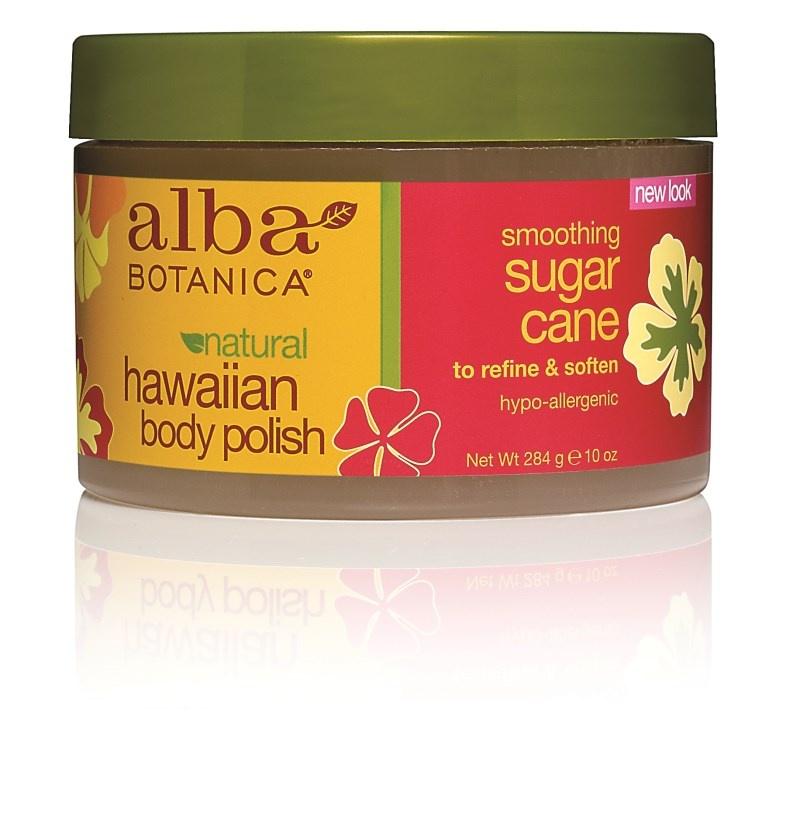 Alba Botanica Hawaiian Sugar Cane Body Polish 280g