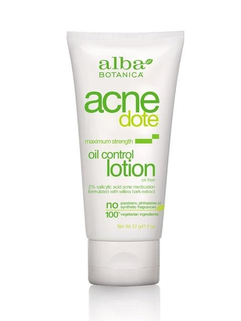 Alba Botanica Acnedote Oil Control Lotion 57g