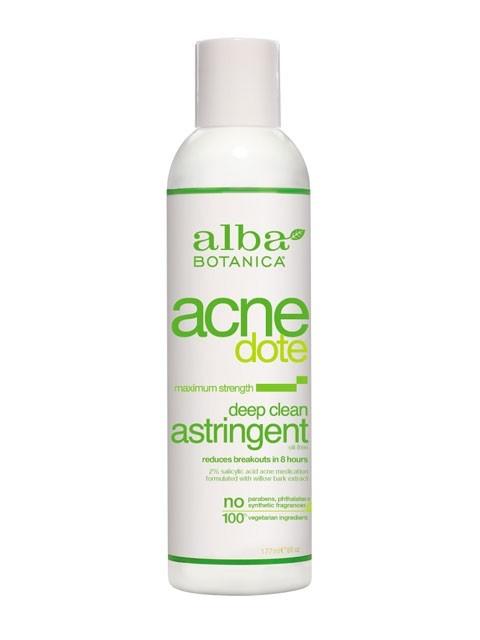 Alba Botanica Acnedote Deep Clean Astringent 177ml