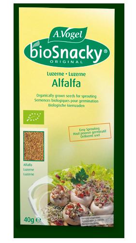 A. Vogel BioSnacky® Alfalfa Seeds 40g