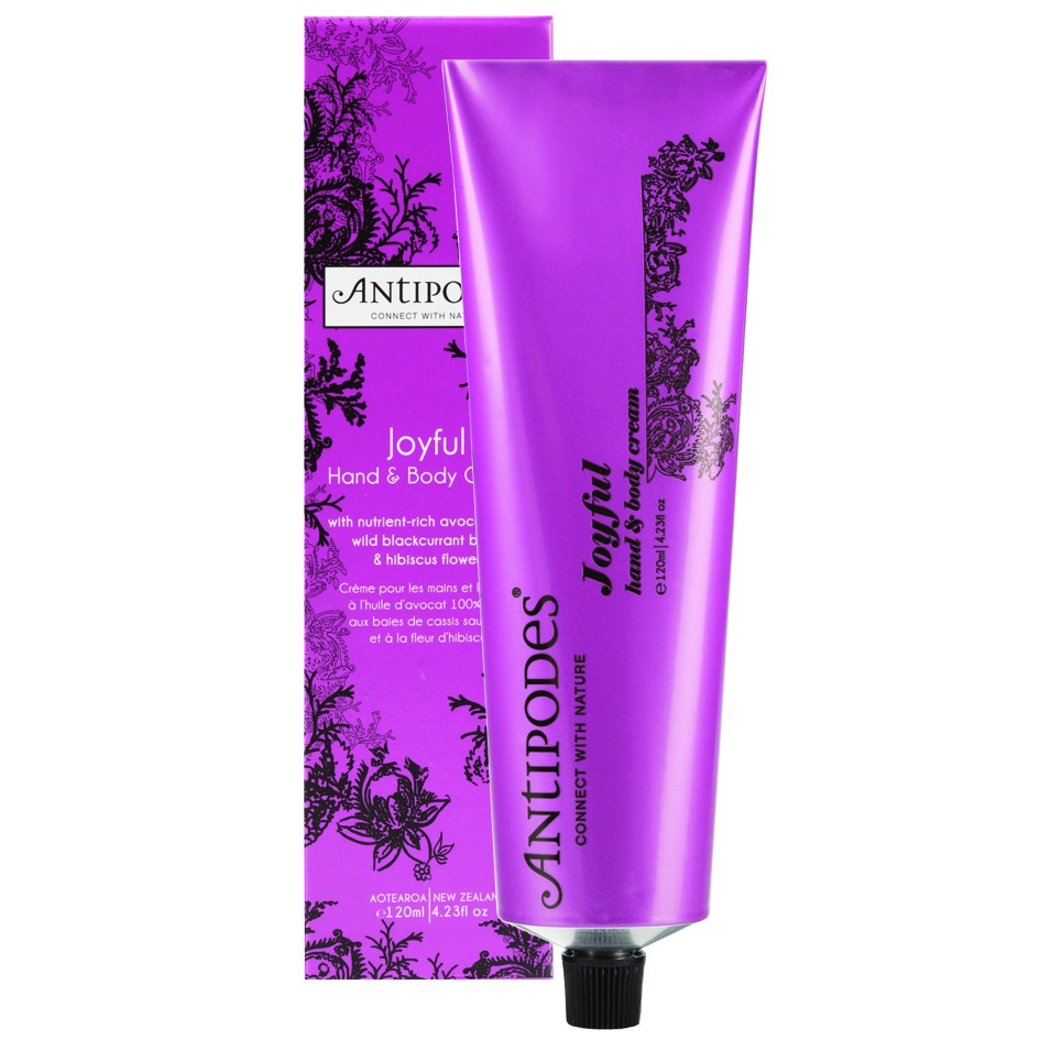 Antipodes Joyful Hand and Body Cream 120ml