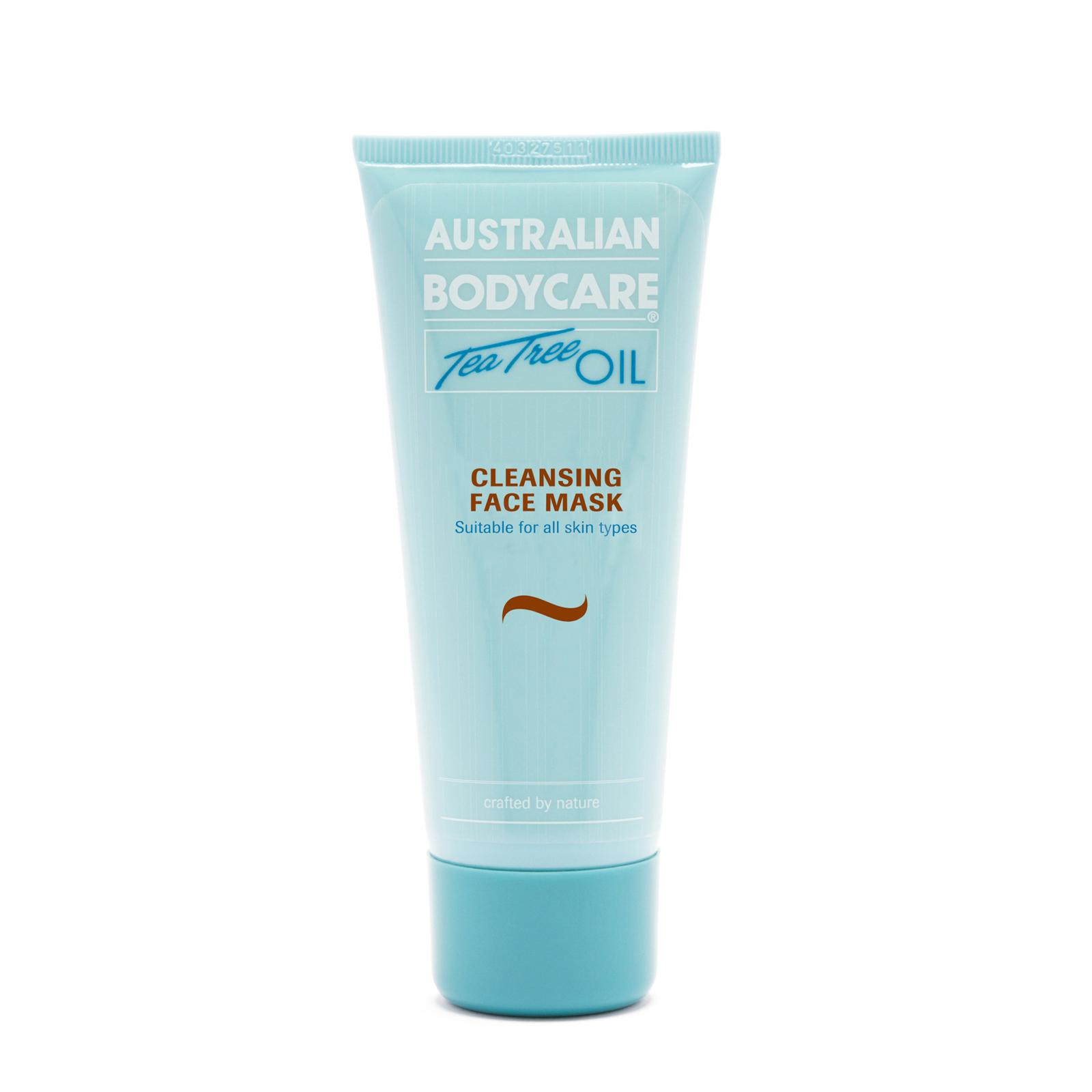 Australian Bodycare Tea Tree Oil Cleansing Face Mask 75ml