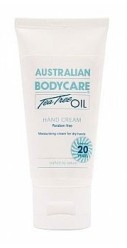 Australian Bodycare Tea Tree Oil Hand Cream 50ml