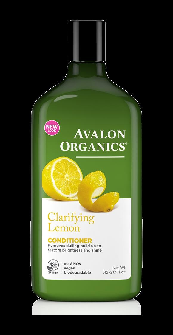Avalon Organics Lemon Clarifying Conditioner 312g