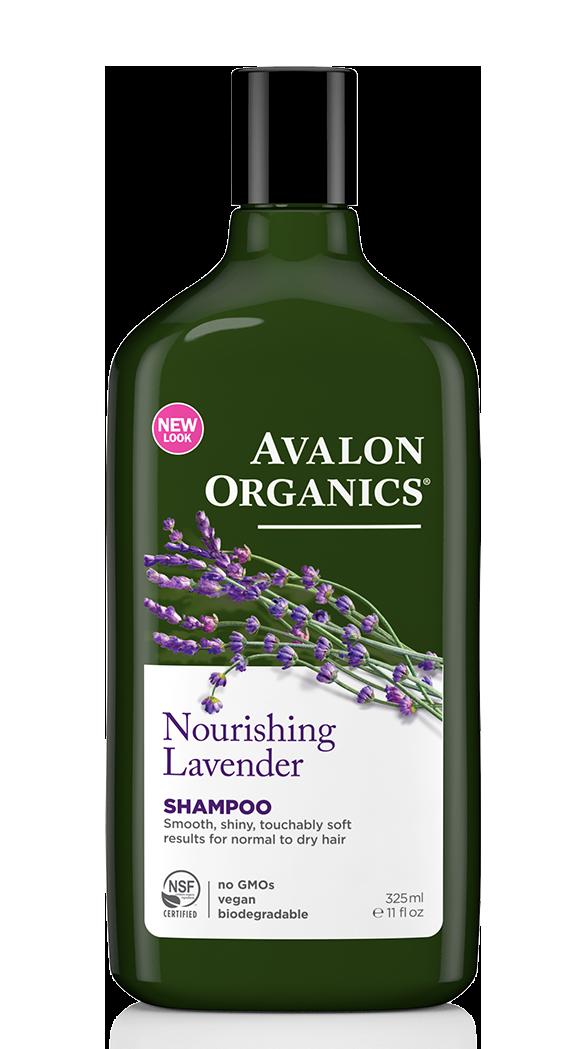 Avalon Organics Lavender Nourishing Shampoo 325ml