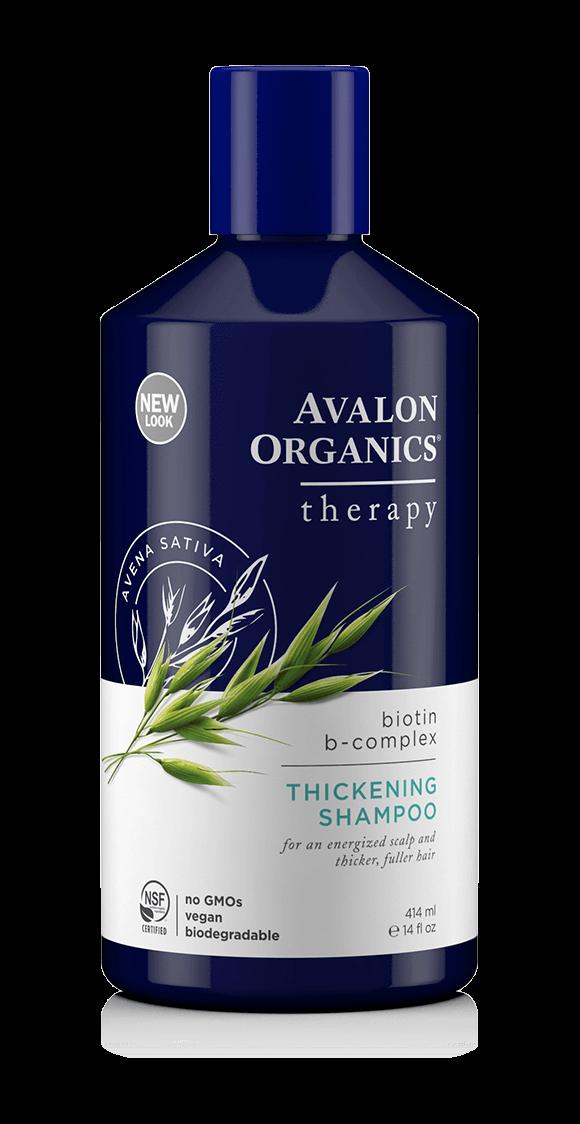 Avalon Organics Thickening Biotin B-Complex Shampoo 414ml