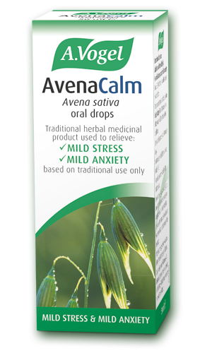 A. Vogel AvenaCalm Avena Sativa Oral Drops 50ml