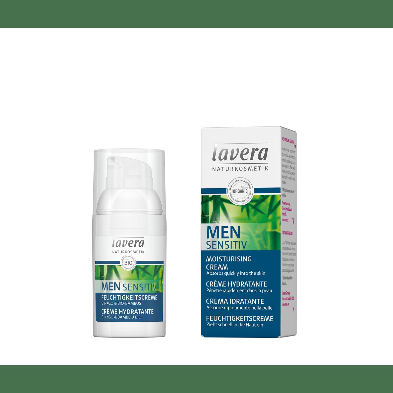 Lavera Men Sensitive Moisturising Face Cream 30ml
