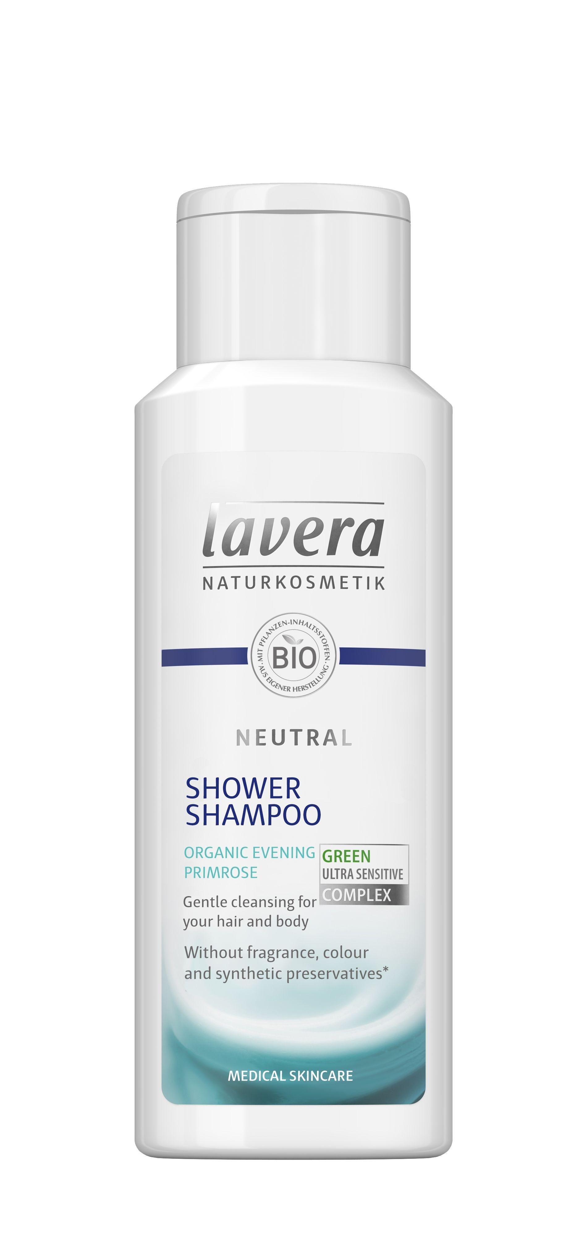 Lavera Neutral Shower Shampoo 200ml