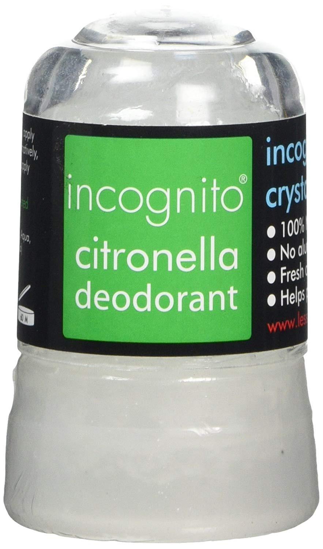 Incognito Citronella Deodorant 64g