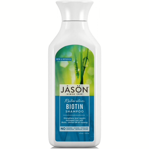 Jason Restorative Biotin Shampoo 473ml
