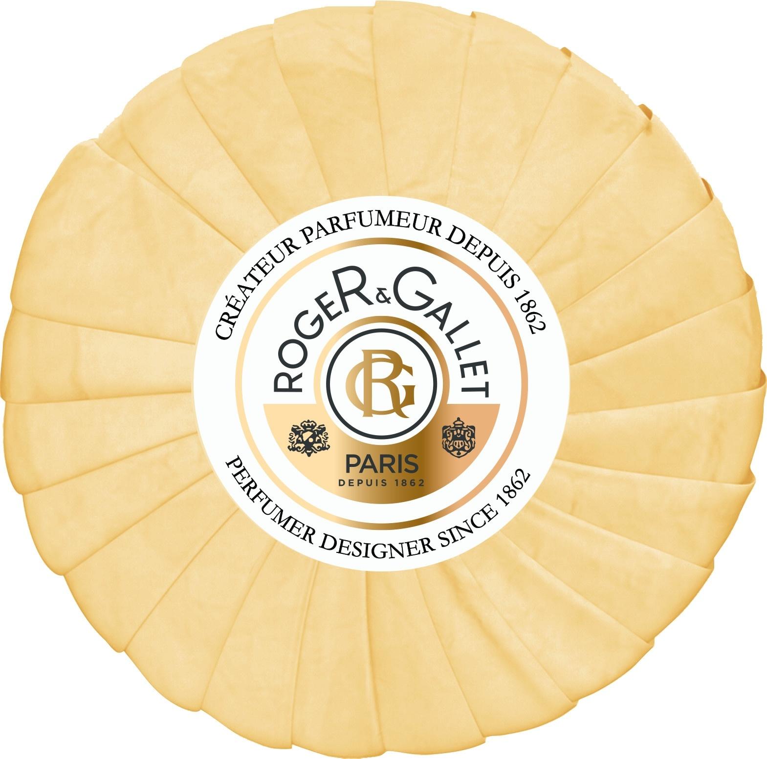 Roger & Gallet Bois D'Orange Perfumed Soap in Travel Box 100g