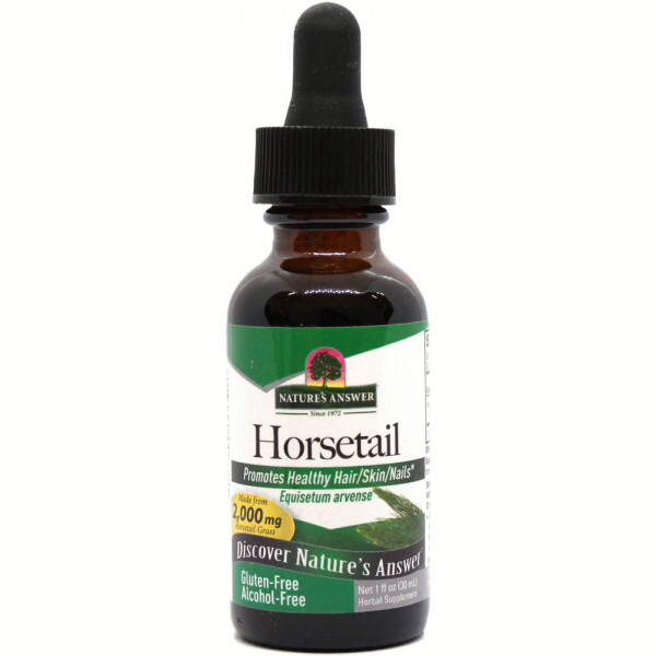 Nature's Answer Horsetail Herb 30ml