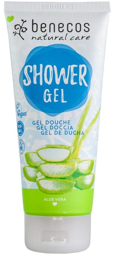 Benecos Natural Shower Gel Aloe Vera 200ml