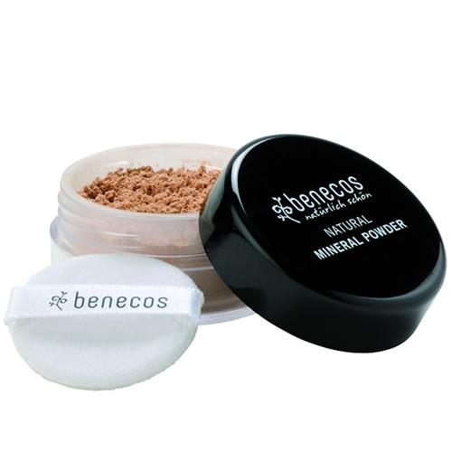 Benecos Natural Mineral Powder - Sand 10g