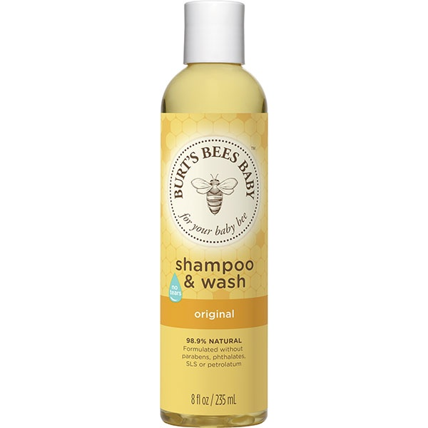 Burt's Bees Baby Bee Shampoo & Wash  235ml