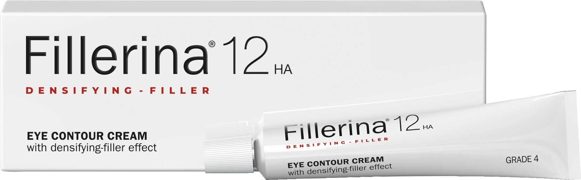 Fillerina 12HA Densifying-Filler Eye Contour Cream Grade 4 - 15ml