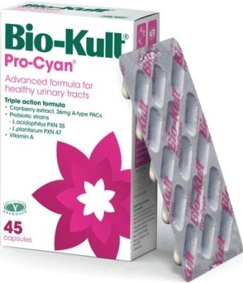 Bio-Kult Pro-Cyan Probiotics 45 caps