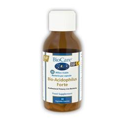 Biocare Bio-Acidophilus Forte Plus (75 billion per capsule) 30 Veg Capsules