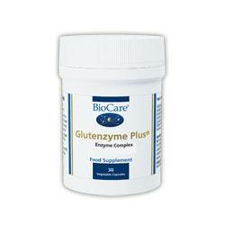 Biocare Glutenzyme Plus 30 Veg Capsules