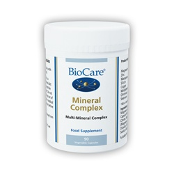 Biocare Mineral Complex 90 Veg Capsules