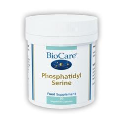 Biocare Phosphatidyl Serine 30 Veg Capsules