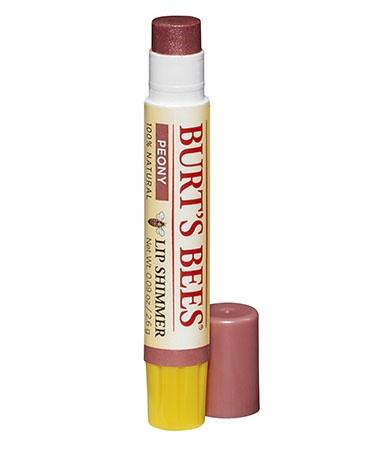 Burt's Bees Lip Shimmer Peony 2.6g