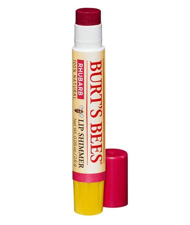 Burt's Bees Lip Shimmer Rhubarb 2.6g