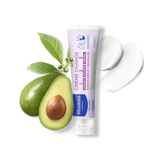 Mustela Vitamin Barrier Cream 1.2.3 100ml